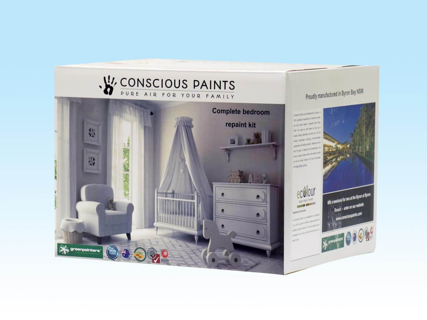 Safe Paint for Baby Nursery