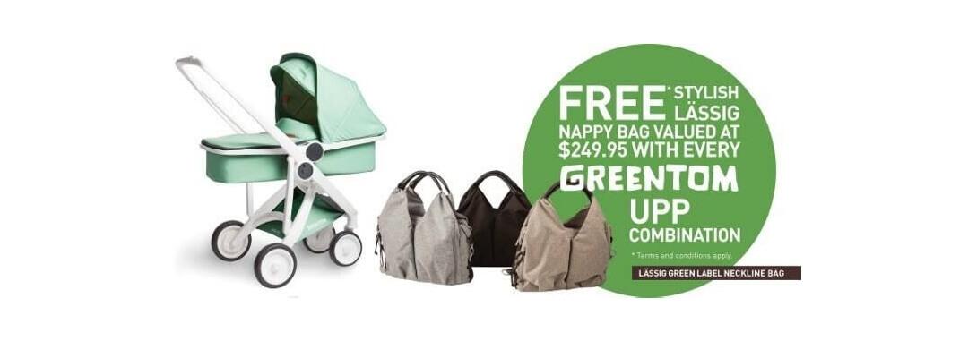 Greentom May Promo
