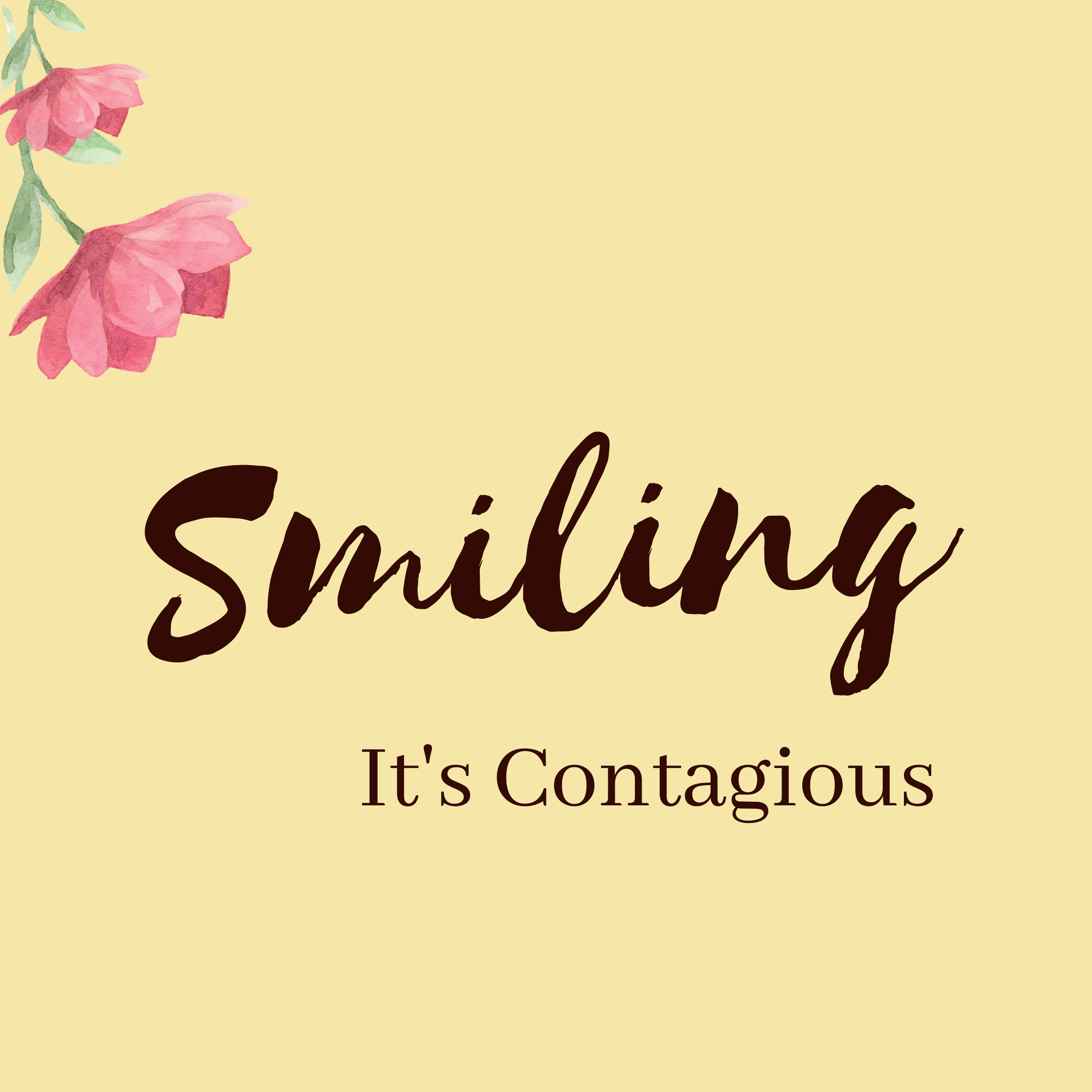 Smiling - It's Contagious Little Organics