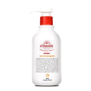 Picture of  Atomonde Derma Bath and Shampoo