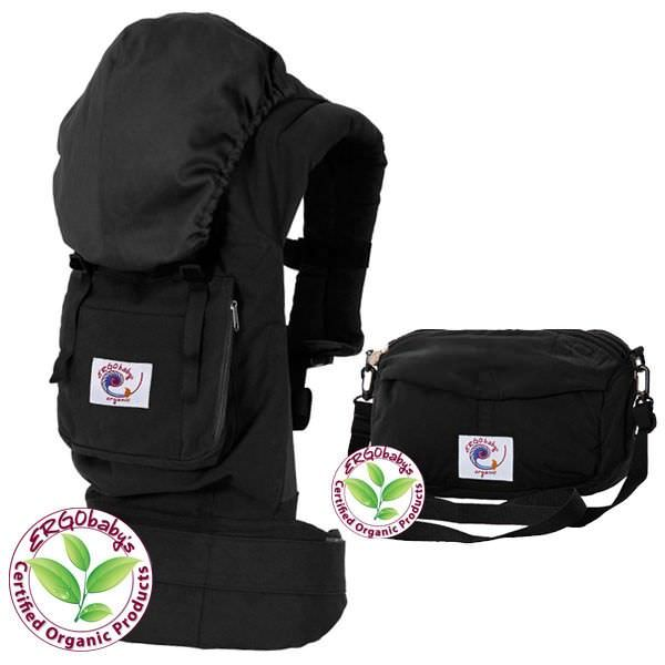 97f27b6b2fa Picture of ERGObaby Organic with Travel Pouch