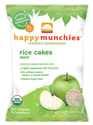 Picture of Happy Munchies Apple Rice Cakes (7+ months) 40gm