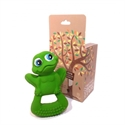 Lanco 100% Natural Rubber Teether Bo Frog
