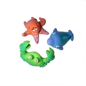 Picture of Lanco 100% Natural Rubber Bath Toys Ocean Collection