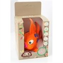 Lanco 100% Natural Rubber Teether Kacy Fish