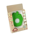 Lanco 100% Natural Rubber Teether Apple