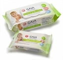 Picture of Gaia Baby Wipes 80 wipes pack