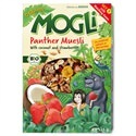 Picture of Mogli Organic Panther Muesli With Coconut And Strawberries 325g