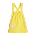 Sapling Lemon Sherbet Cross My Heart Dress