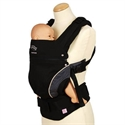 Manduca Organic Baby Carrier Black