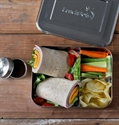 Lunchbots Stainless Steel Lunchboxes in Trio Compartments