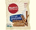 Picture of Mary Gone Crackers Sticks and Twigs Pretzels Sea Salt