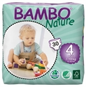 Picture of Bambo Nature size 4 Maxi  (30x7-18kg)