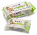 Picture of Gaia Baby Wipes 80 wipes 3 PACK SPECIAL