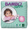 Picture of Bambo Nature size 6 XL (44x16-30kg)