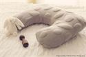 PREORDER (ETA December - January) Nook Niche Feeding Pillow - Misty (Grey)