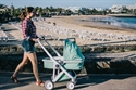 Greentom Upp Carrycot White - Mint - Clearance Sale $599