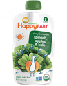 Picture of Happy Baby Spinach, Apples and Kale Gluten Free 113gm