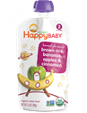 Picture of Happy Baby Brown Rice, Bananas, Apples & Cinnamon 99gm