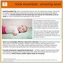 PREORDER (ETA December - January) Nook Pebble Pure Cot Mattress