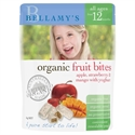 Picture of Bellamy's Organic Fruit Bites +12 months) - apple, strawberry & mango with yoghurt