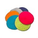 Nook Pebble LilyPad Playmat - Misty (Grey)