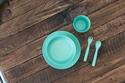 Bobo&boo Dinnerware Set Mint 5 pieces
