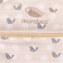 Manduca Organic Limited Edition Birdie Sweet Caramel
