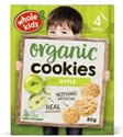 Picture of Whole Kids Organic Cookies Apple - 80g
