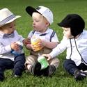 Cherub Baby Colour Change Glass Baby Bottles Wide Neck 150ml Twin – Orange & Yellow