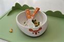My Natural - Eco Bowl Orange Deer Gift Set