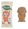 Picture of The Chocolate Yogi Oscar Dairy Free Whyte Chocolate 15g bar