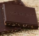 Alter Eco, Organic Chocolate,  Alter Eco, Organic Chocolate, Deep Dark Salted Almonds, 80g