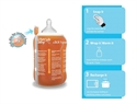 Cherub Baby Click n Go Travel Bottle Warmer