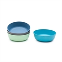 Bobo&boo bamboo bowl set – Coastal 4pk