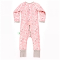 ErgoPouch Layers - Long sleeve Sleep Wear (1.0 Tog) - Spring Leaves