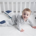 ErgoPouch Sleep Suit Bag 2.5 TOG Blue Dot