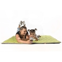Nook Sleep Lilypad 2 Playmat Misty Gray