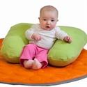 PREORDER (ETA December - January) Nook Niche Feeding Pillow - Lawn (Green)