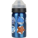 EcoCocoon Stainless Steel 350ml Ocean Friends Blue