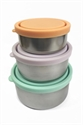 Ever Eco Round Nesting Container Set of 3