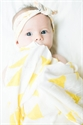 HeyBaby Bamboo Swaddle Wrap -GEO SUN!