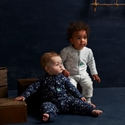 ErgoPouch Winter Onesie (3.5 Tog) - Southern Cross (Available Size 6-12mths