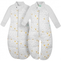 ErgoPouch Sleep Suit Bag (3.5 Tog) - Triangle pops (Available 2-4yrs)