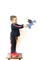 Andie Kids Hero Suit Set - Sweater & Pants