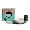 Bobo&boo Dinnerware Set Monochrome 5 pieces