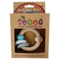 Munch Soothing Toy - Wooden Bracelet