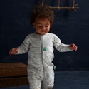 ErgoPouch Winter Onesie (3.5 Tog) - Leaves (Available 12-24mths | 2-3yrs)