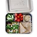 Lunchbots Bento Cinco Stainless Steel Lunchbox - Large Food Container