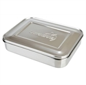 Lunchbots Stainless Steel Lunchboxes - Medium Quad Compartments